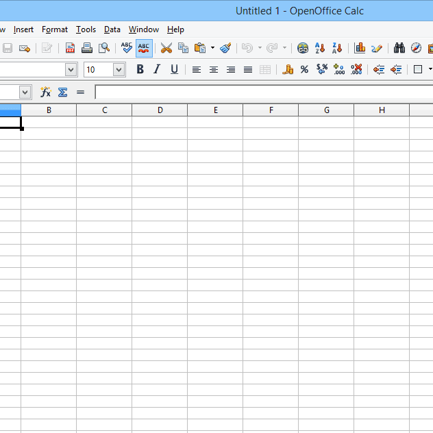 OpenOffice Calc Review