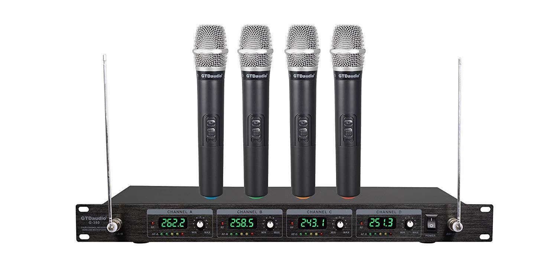 the 8 best wireless karaoke microphones of 2019. Black Bedroom Furniture Sets. Home Design Ideas