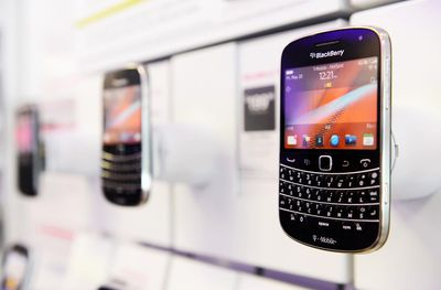Blackberry Maker RIM To Report Quarterly Earnings