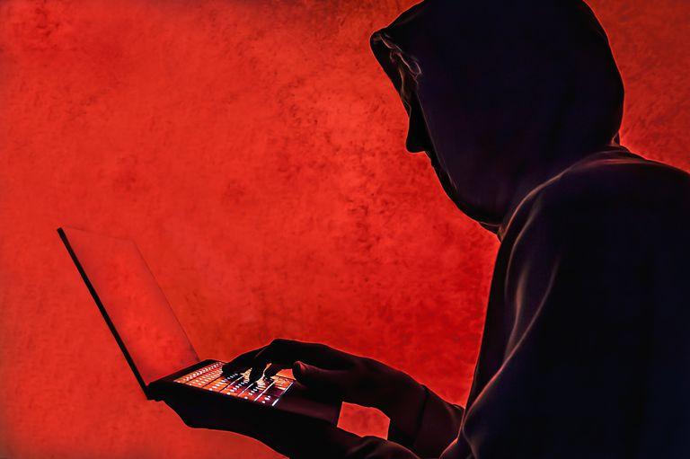 Hacker, illustration