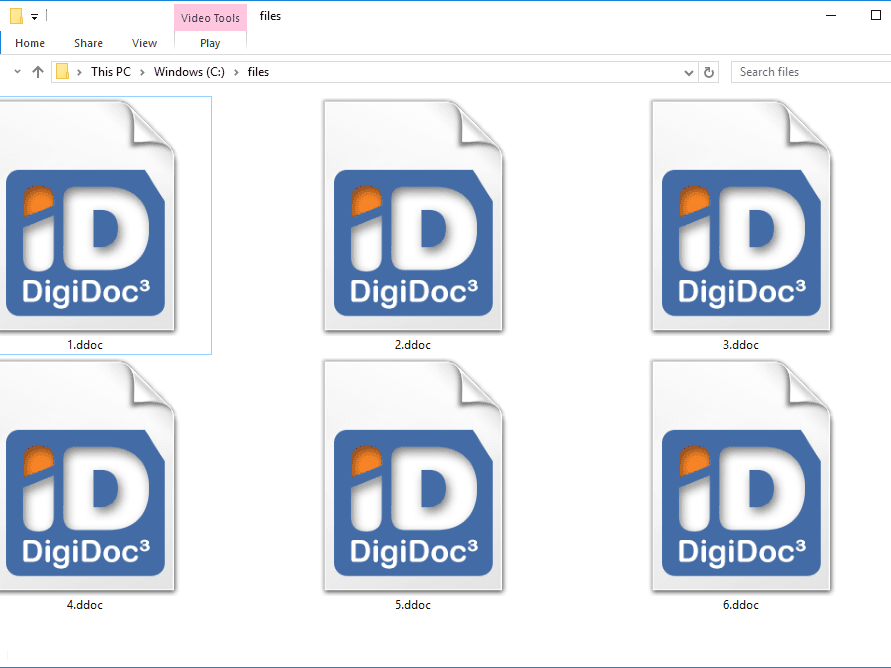 DDOC File (What It Is & How to Open One)