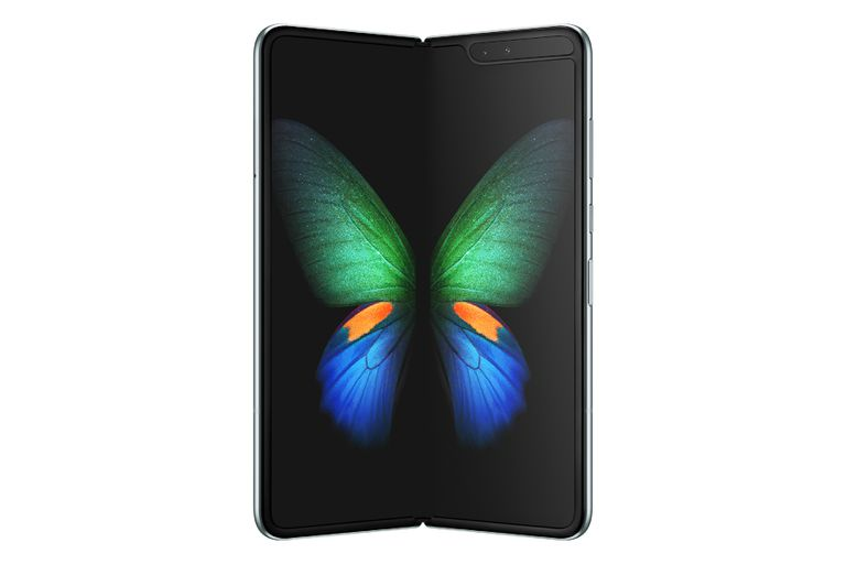 Samsung Galaxy Fold: unfolded.