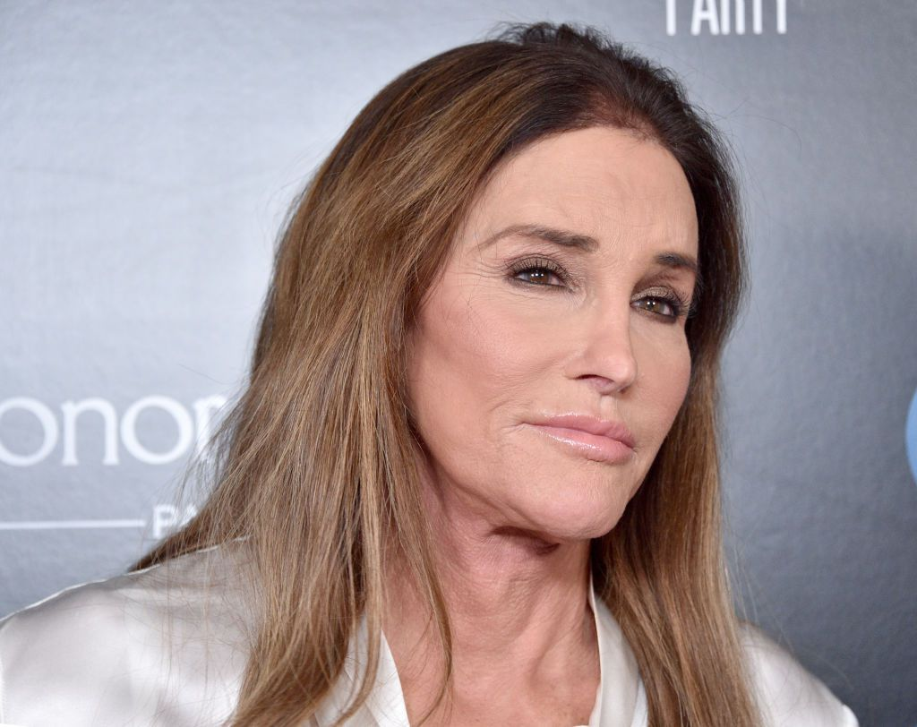 WEST HOLLYWOOD, CALIFORNIA - FEBRUARY 05: Caitlyn Jenner attends the 60th Anniversary party for the Monte-Carlo TV Festival at Sunset Tower Hotel on February 05, 2020 in West Hollywood, California.