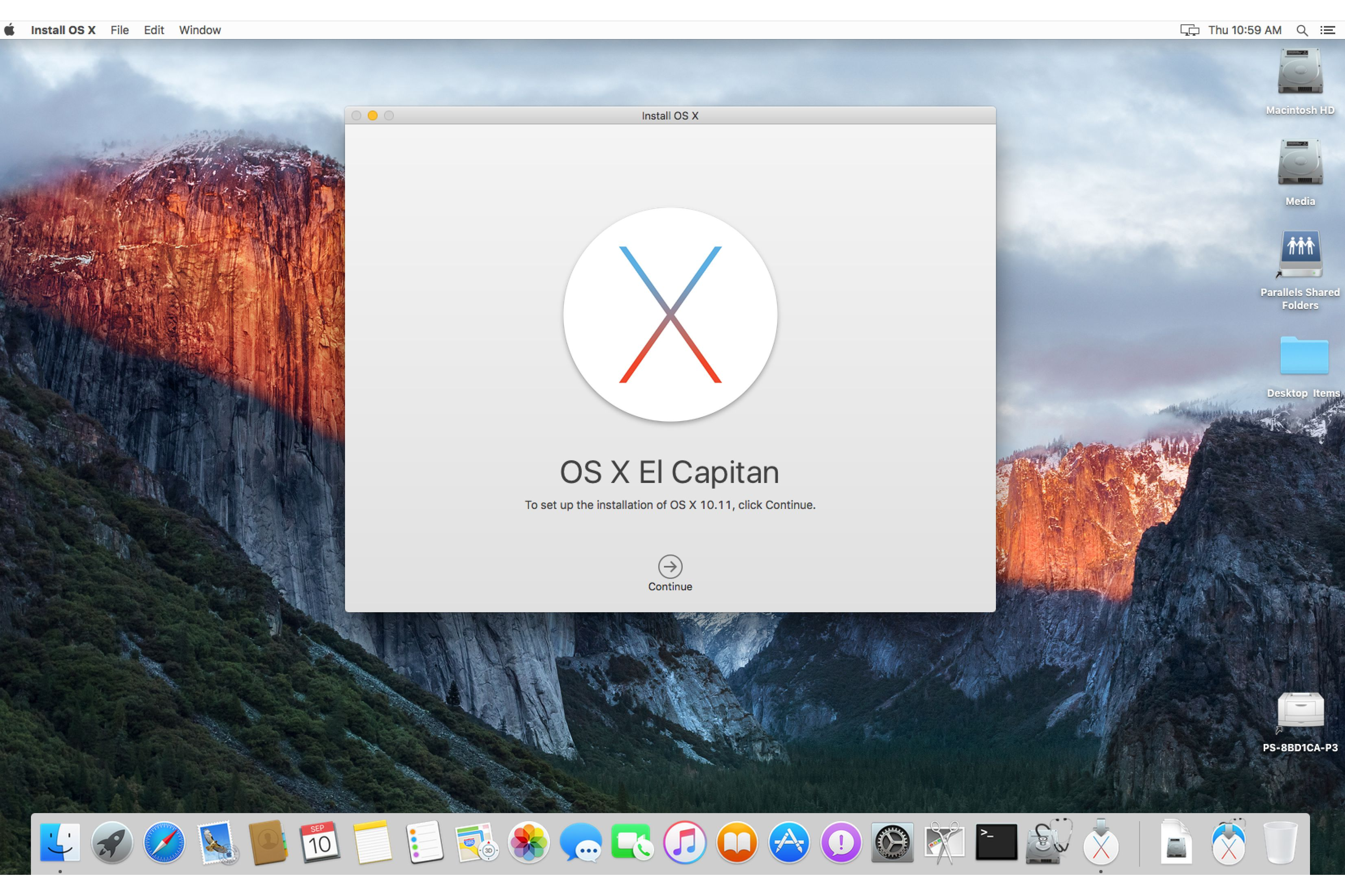 How to Upgrade Install OS X El Capitan on Your Mac