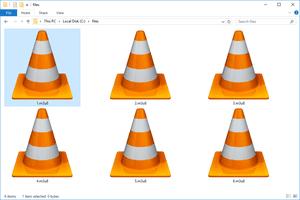 M3U8 files in Windows 10