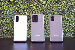 Samsung's new S20 lineup