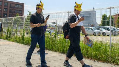 Use Pokemon Go GPS Spoof to Catch More Pokemon