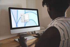 Turning off Find My Mac on a Mac.