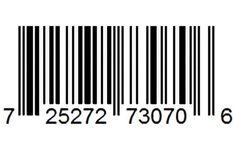 UPC Barcode For Music