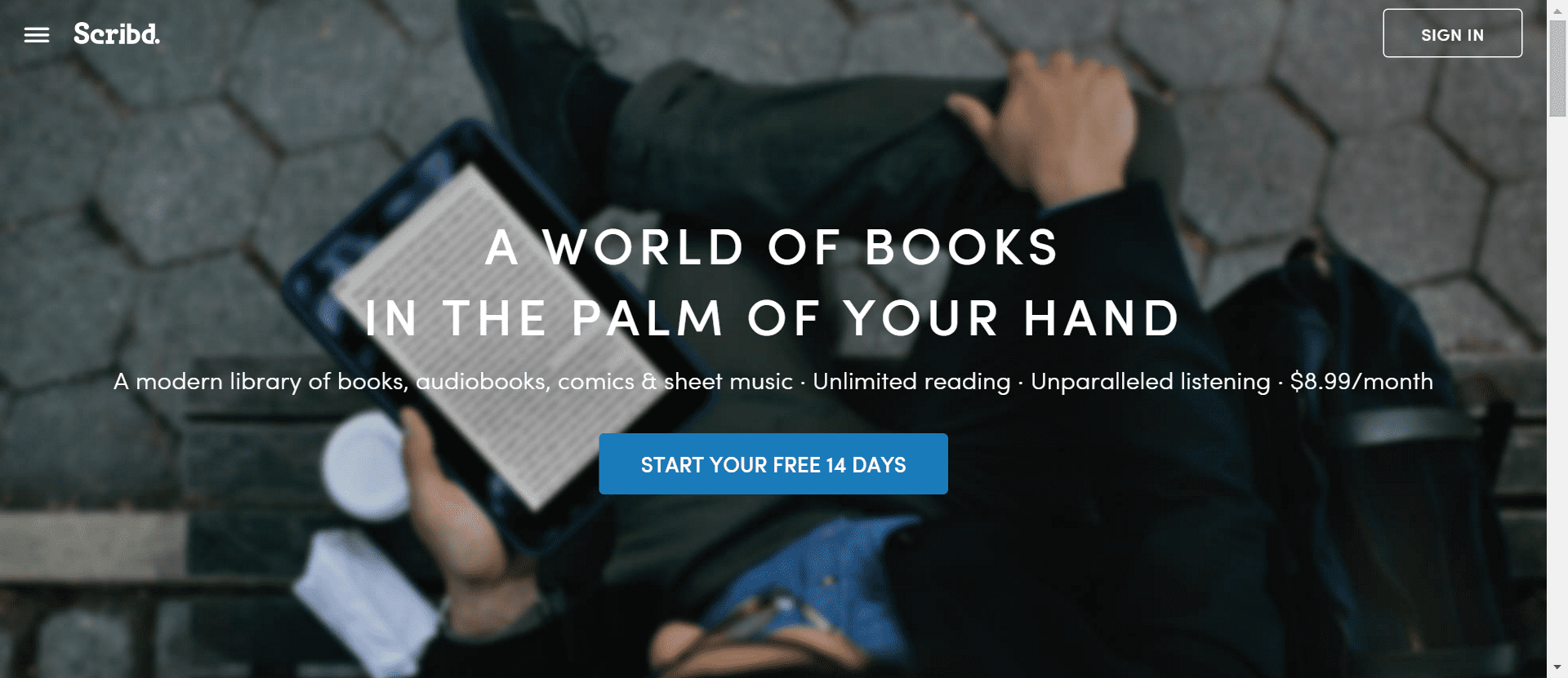 20 Best Sites to Download Free Books in 2019