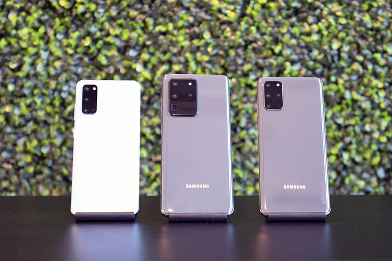 Samsung's new S20 lineup