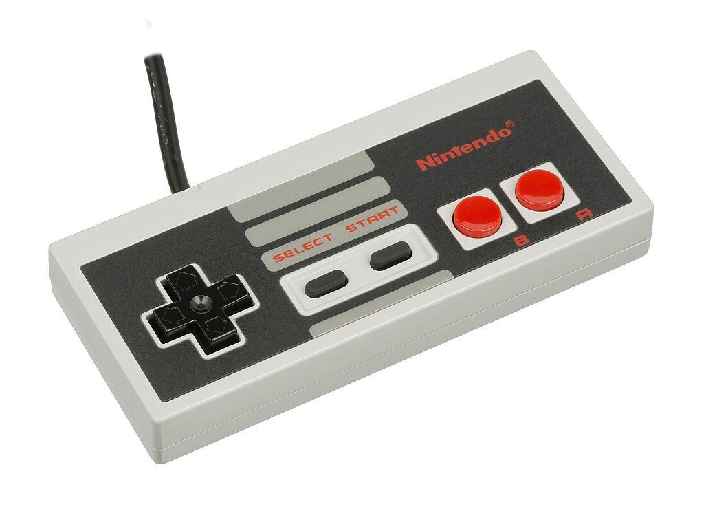 Nintendo Entertainment System Classic Controller