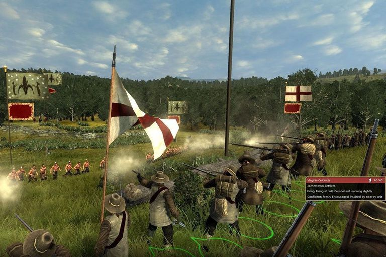 Empire Total War screenshot