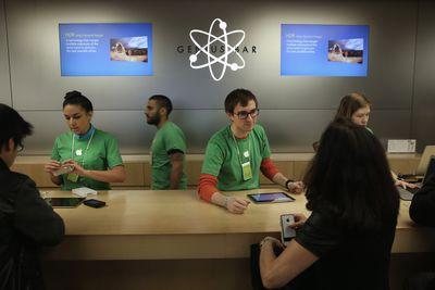 Apple Store Genius bar