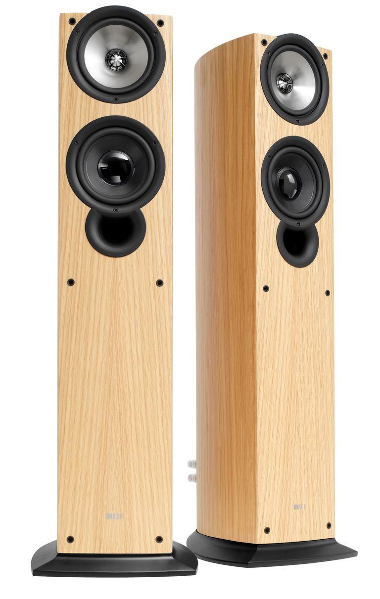 KEF iQ50 Floorstanding Speakers