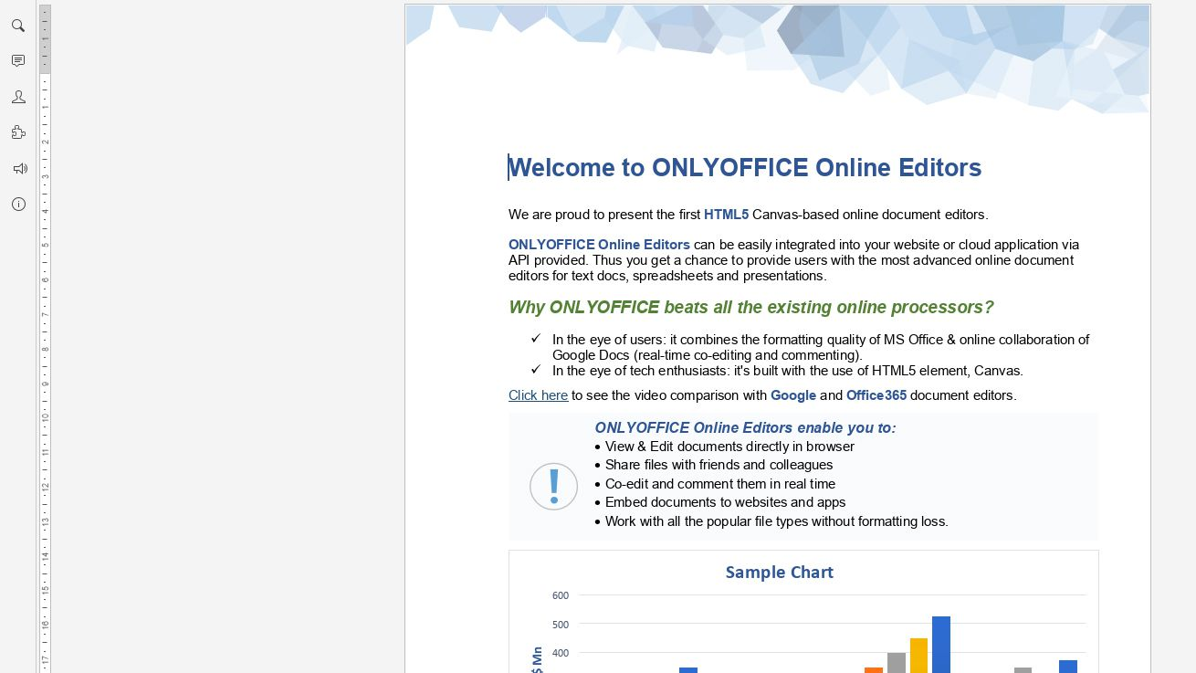 ONLYOFFICE Personal Review