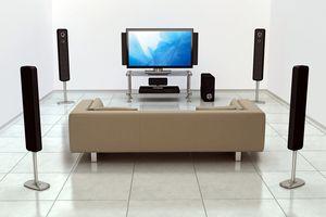 Home Theater Surround Sound Setup