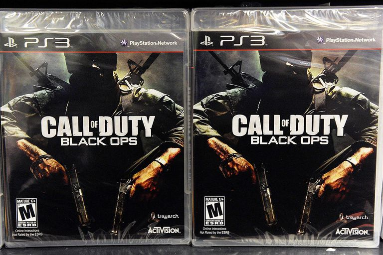 Call of Duty: Black Ops in original packaging