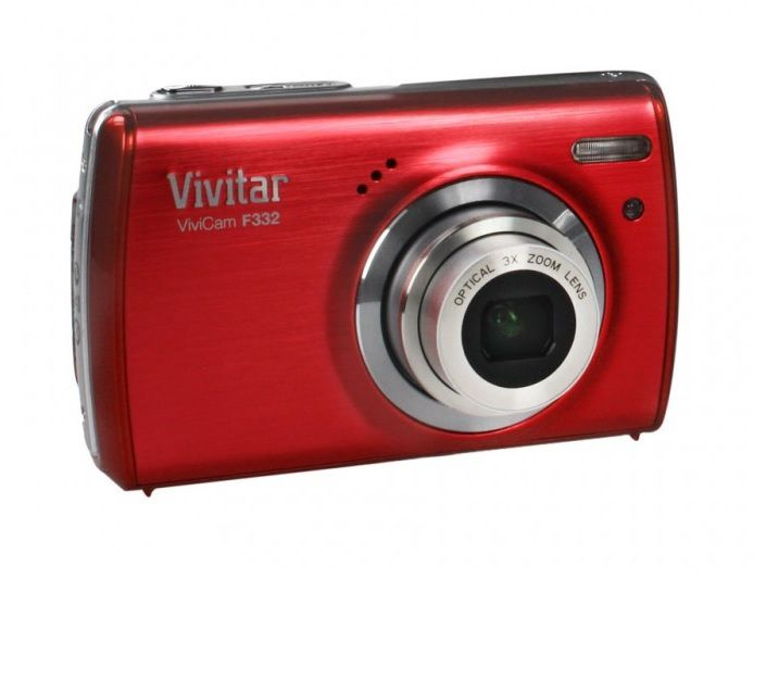 Vivtar F332 point and click camera