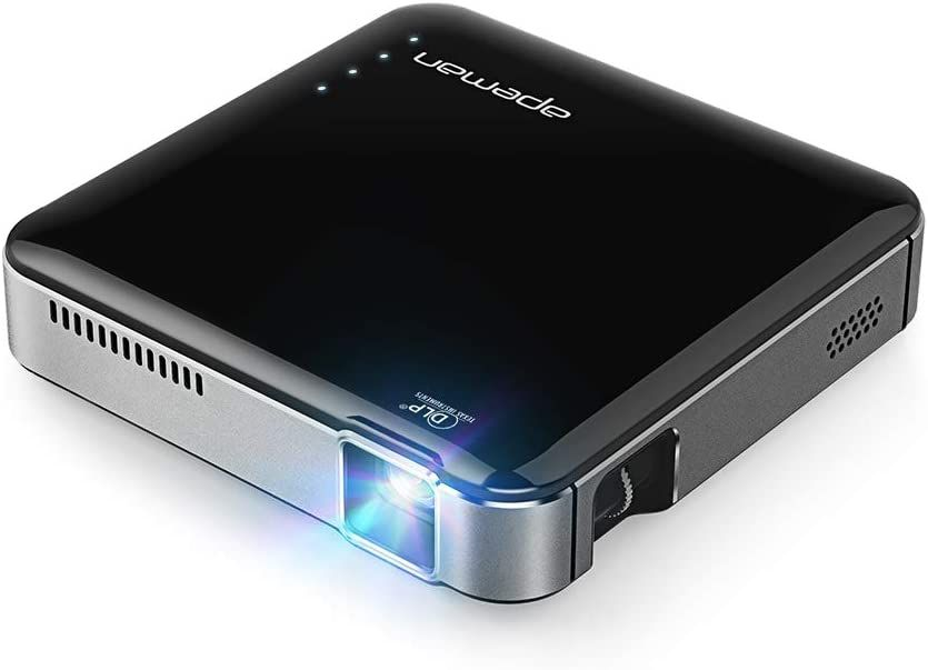 The apeman M4 is our pick for best Portable mini projector.