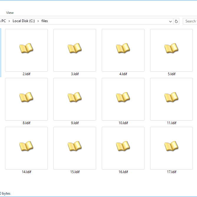 LDIF File (What It Is and How to Open One)
