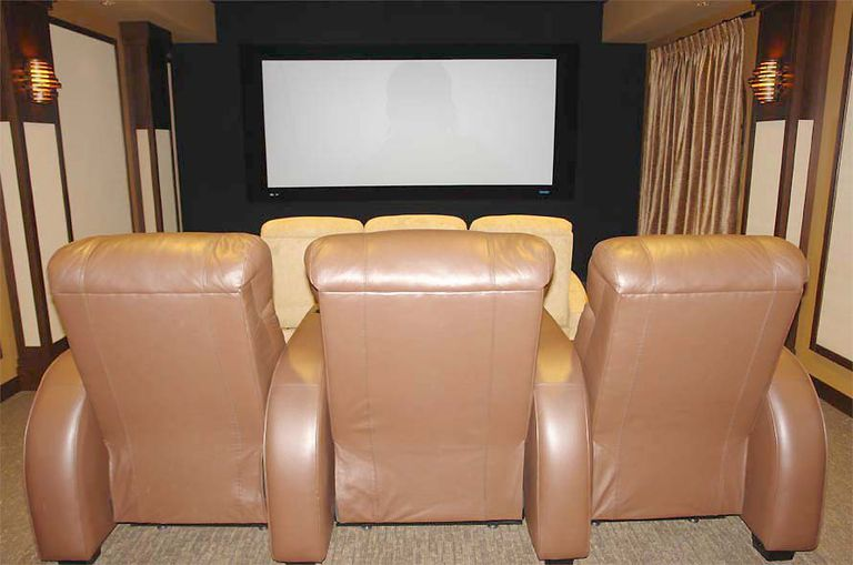 Magnolia Design Center - Home Theater Demonstration Room
