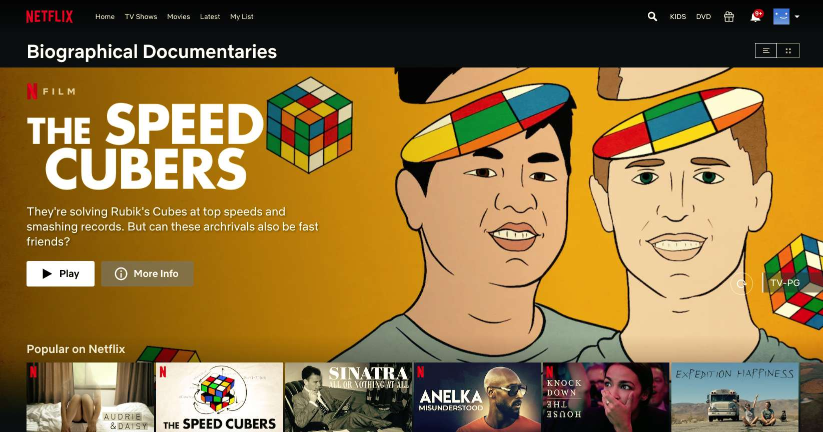 Speed Cubers Netflix documentary found with secret code