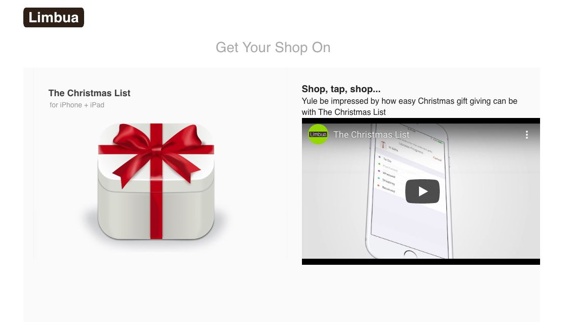 7 Great Christmas Shopping List Apps For Iphone And Android