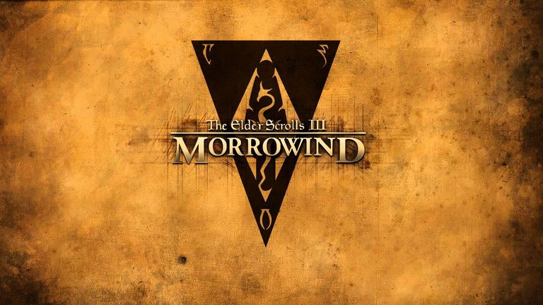 The Morrowind logo