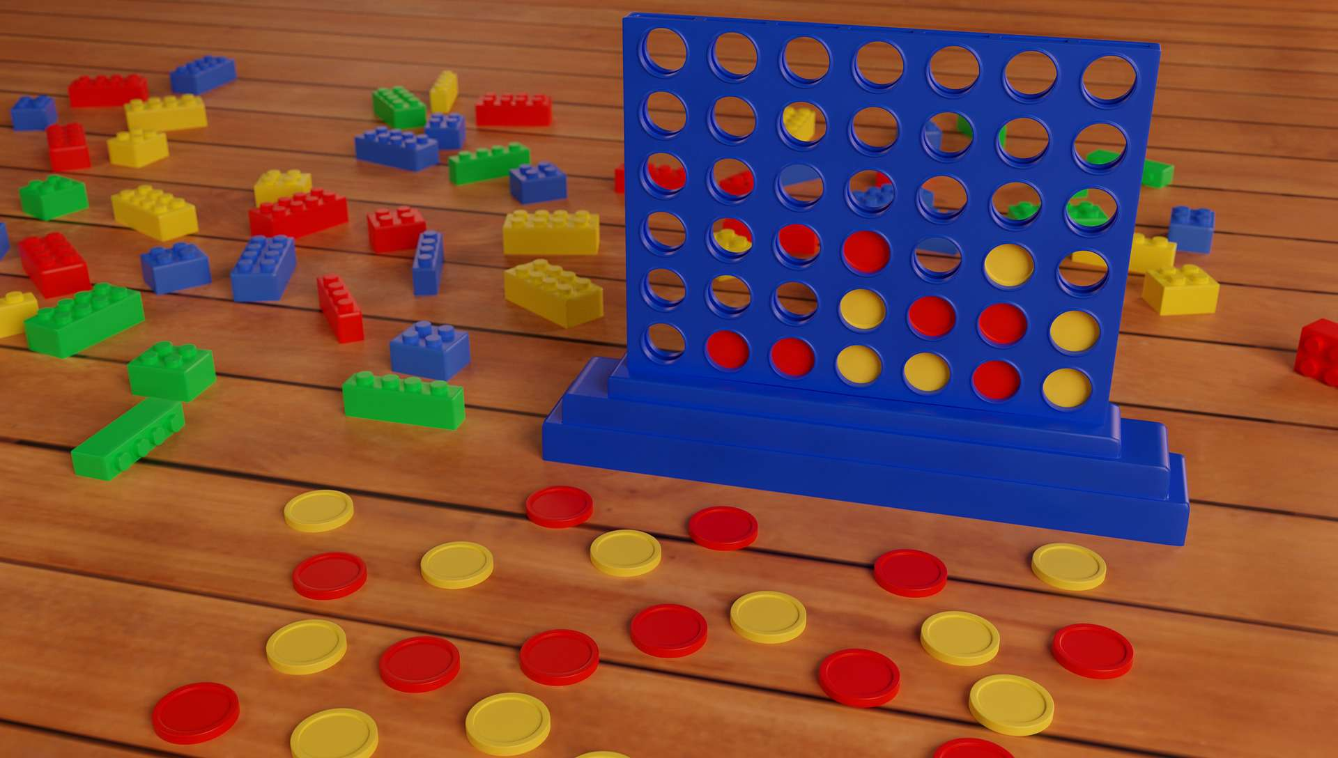 Classic Connect Four Game