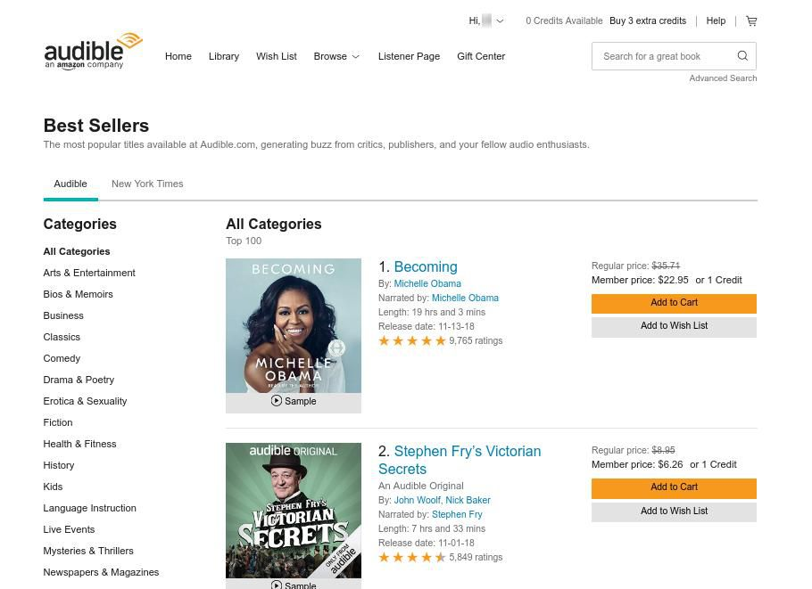 How to Download Audible Books