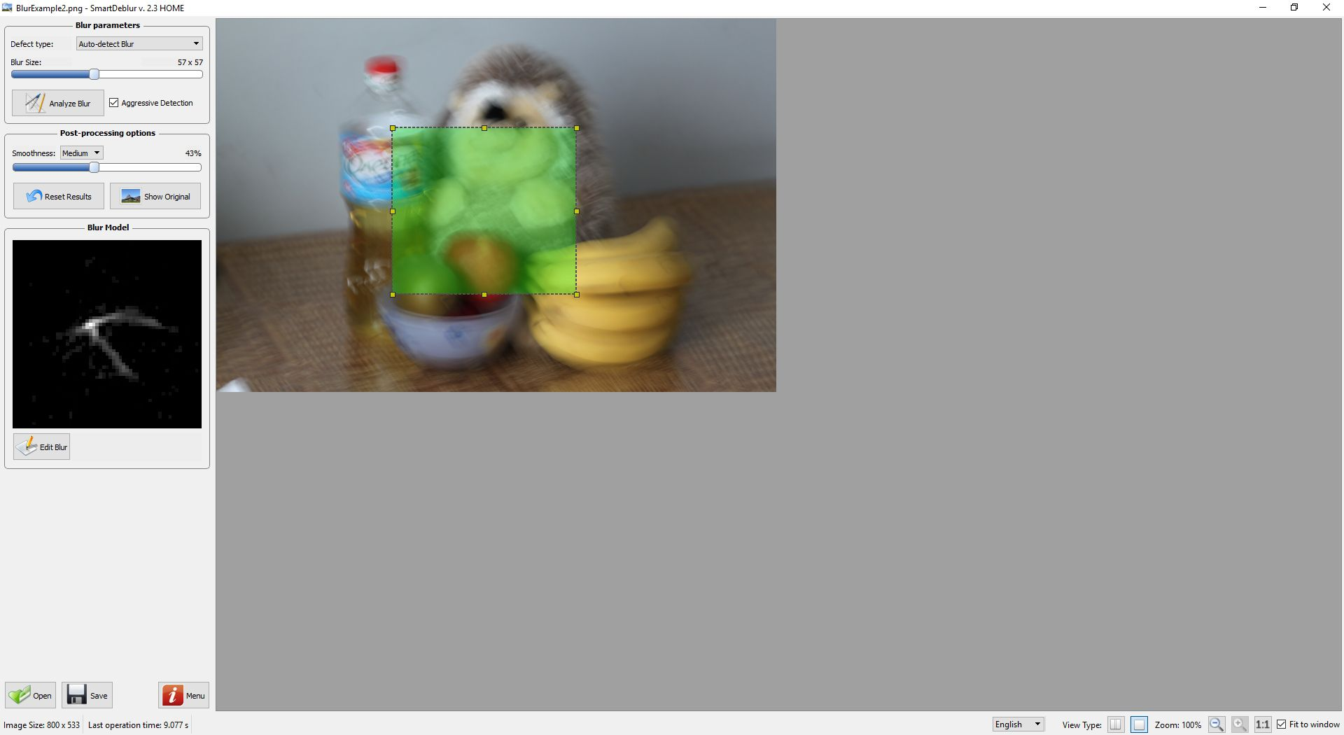 software to fix blurry photos free download