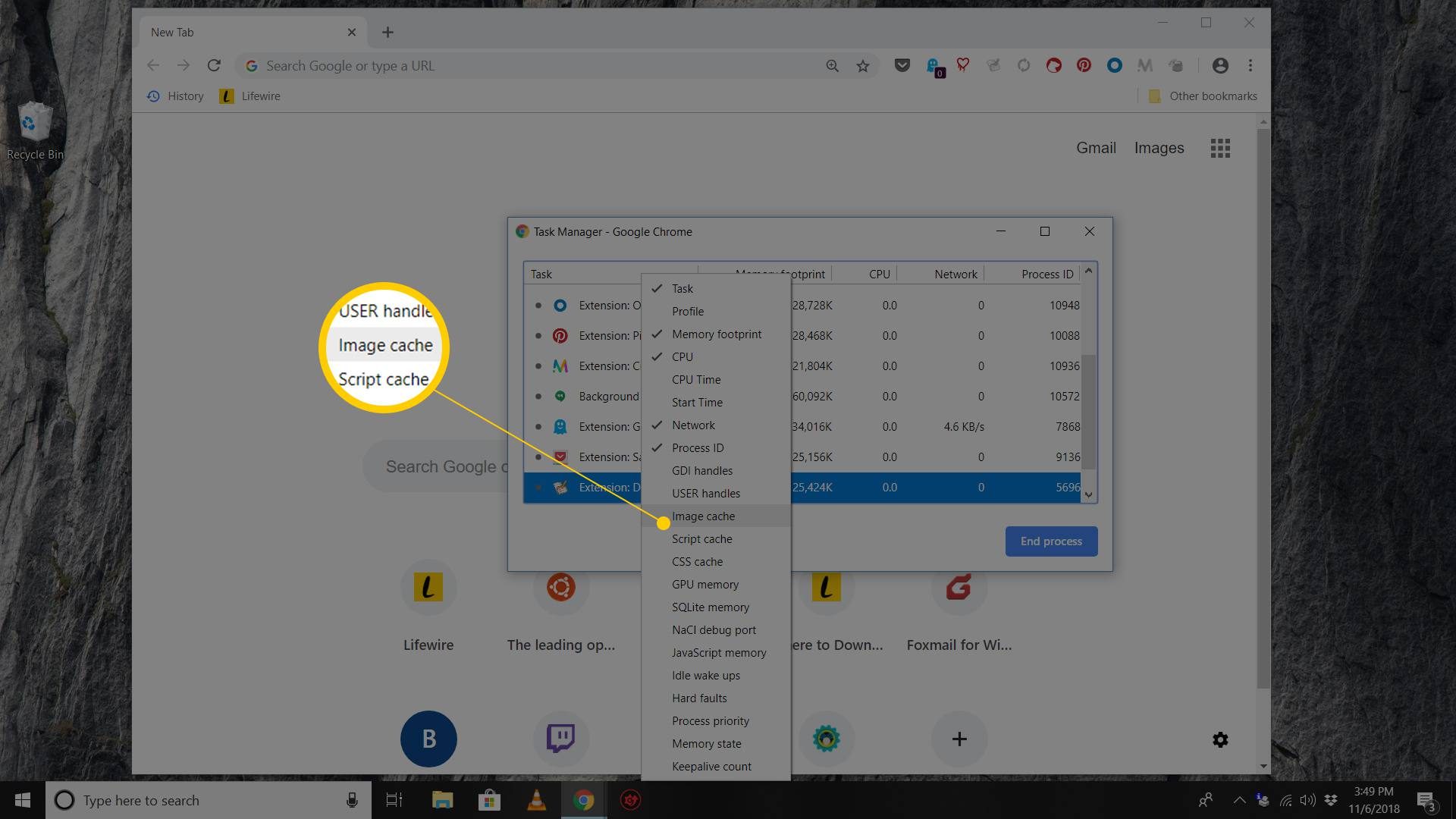 How to Use the Google Chrome Task Manager