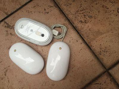 Broken mice: my mouse won't work