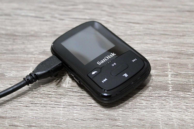 SanDisk Sport Plus MP3
