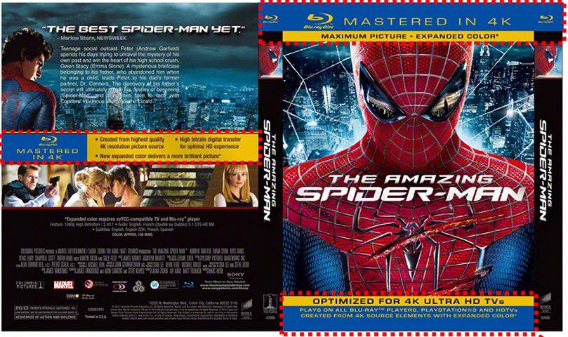 Sony Mastered in 4K Blu-ray Disc