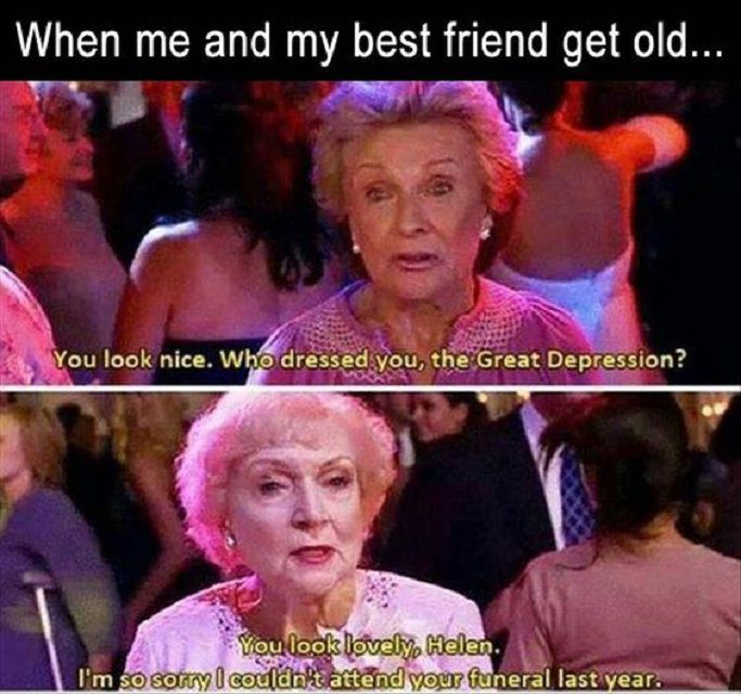 The Top 25 Best Friend Memes of 2019