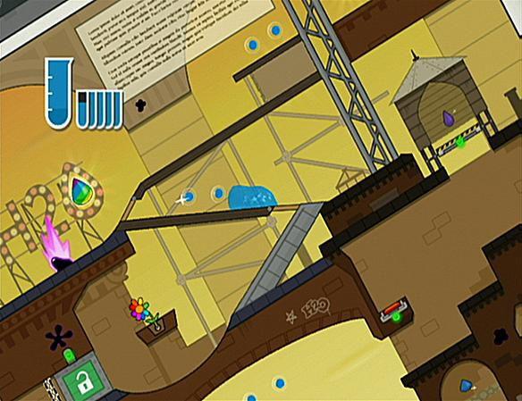 Fluidity game screenshot