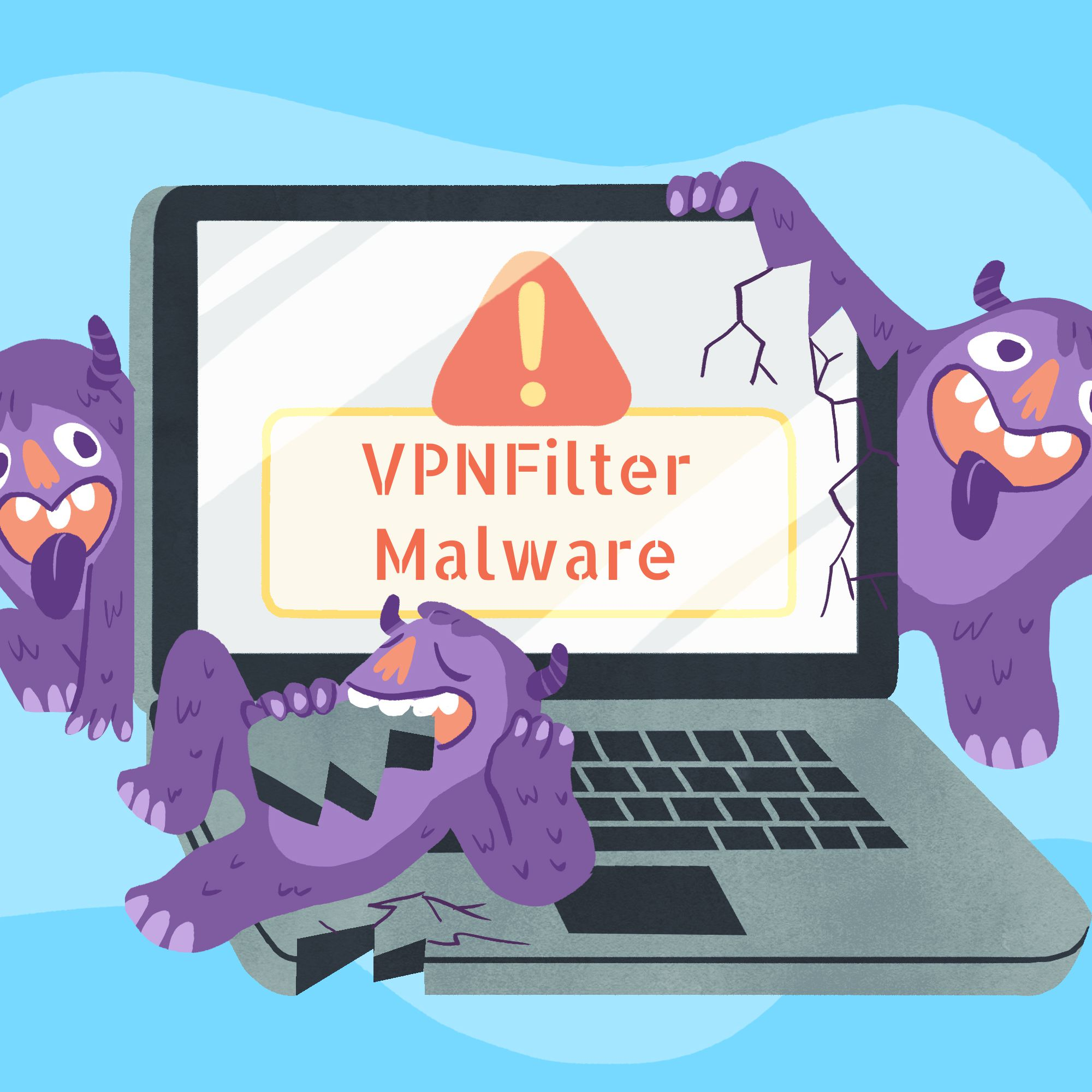 The VPNFilter Malware Virus: What It Is and How to Remove It