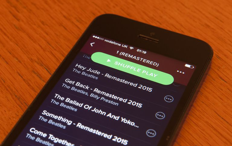 Beatles Music Collection Joins Online Streaming Services