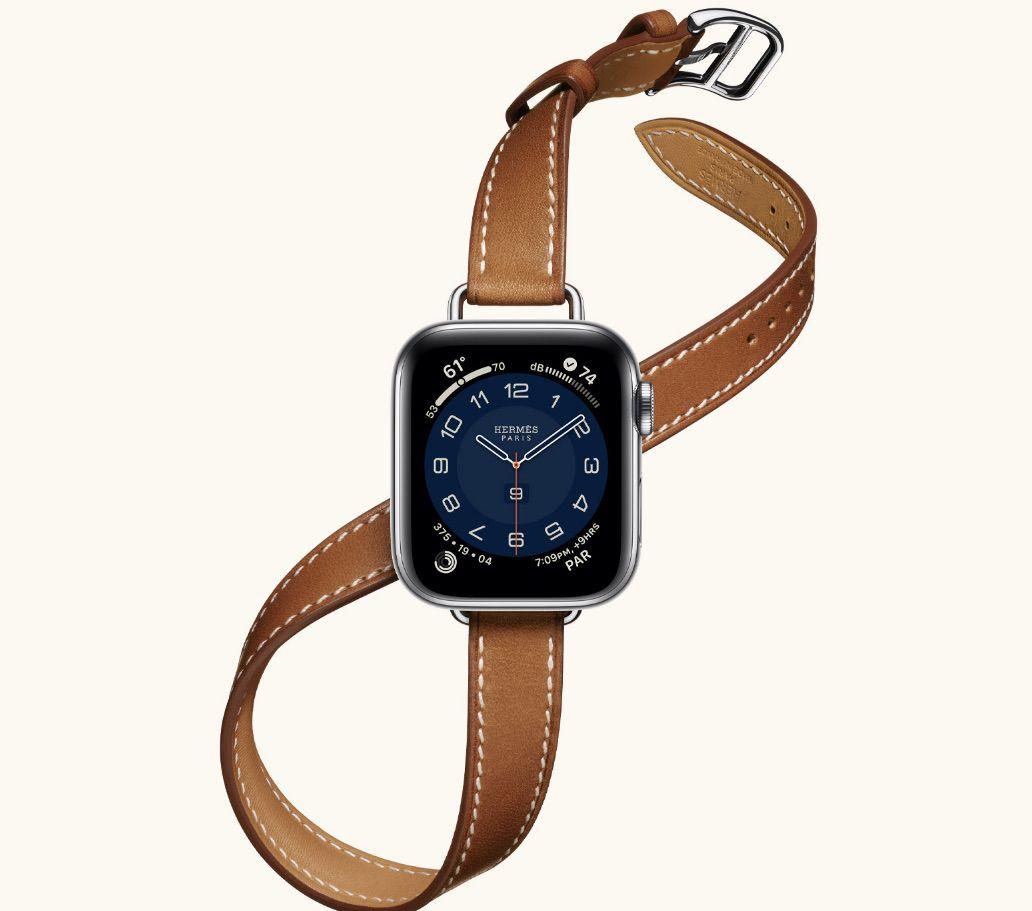 The Apple Watch Hermes
