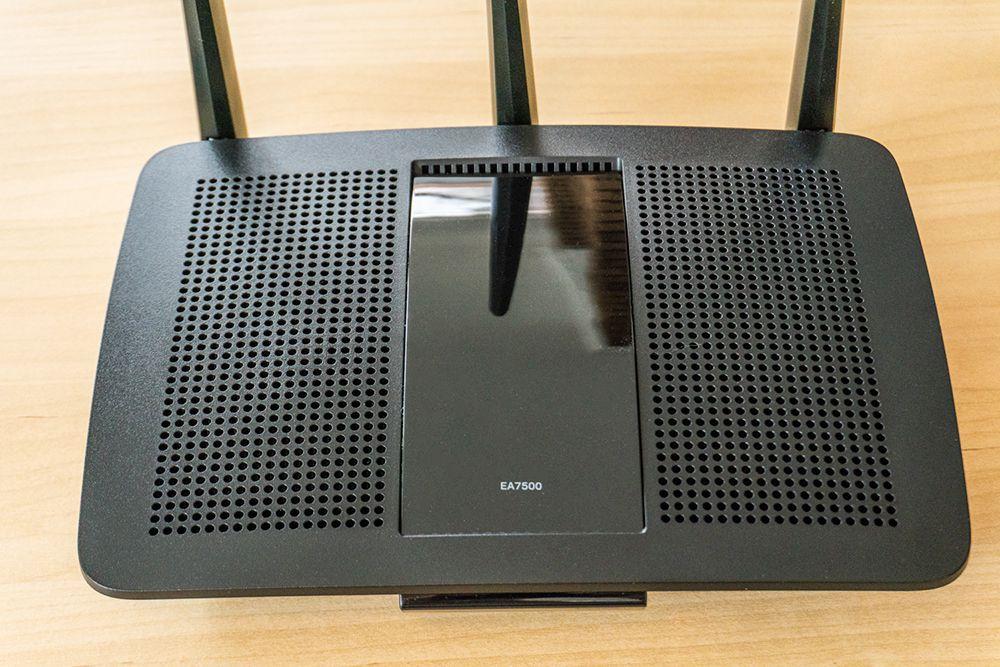 MU-MIMO Router