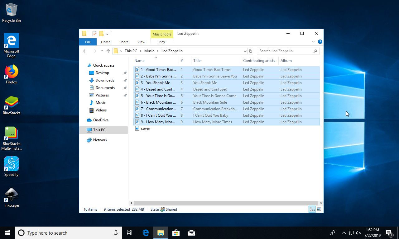 How to Burn Music to a CD in Windows