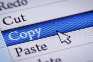 Learn how to copy and paste on Facebook