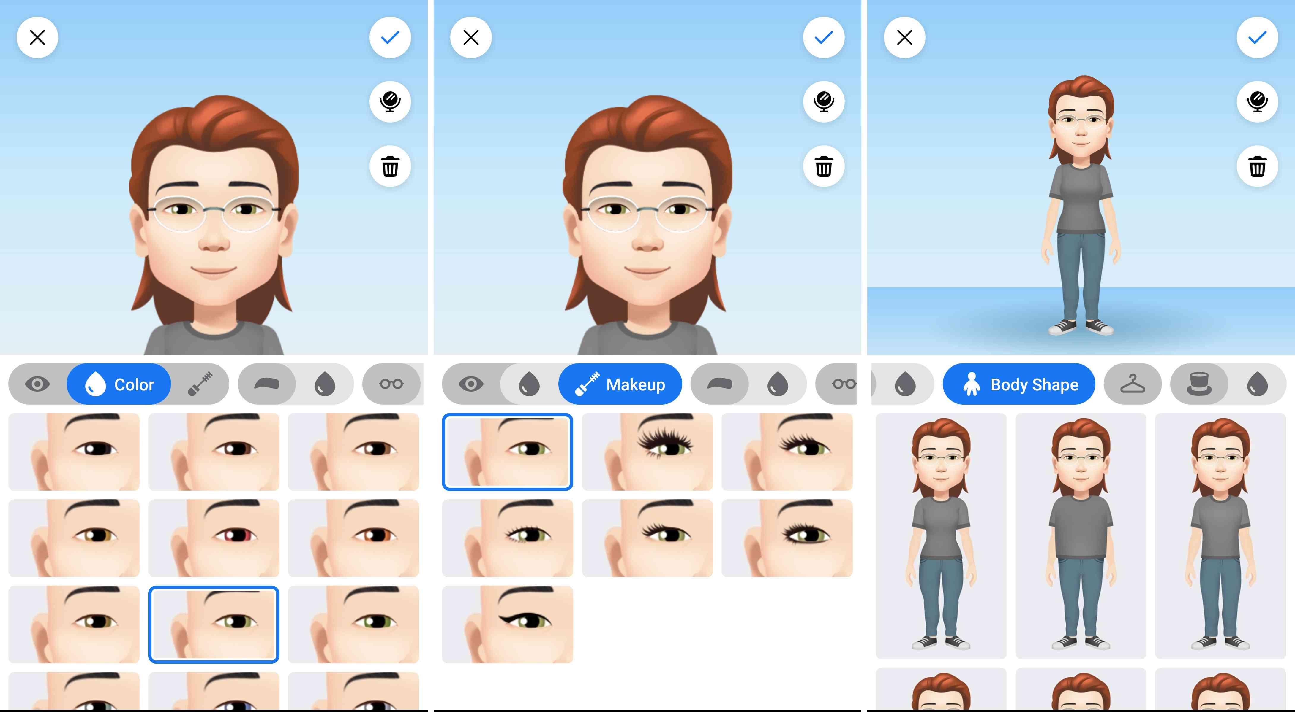كيفية إنشاء واستخدام الصورة الرمزية فيسبوك
