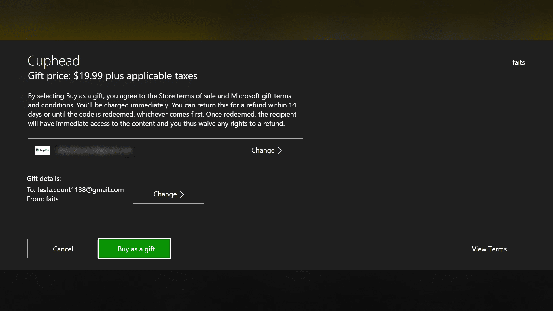 How to Send Games as Gifts over Xbox Live