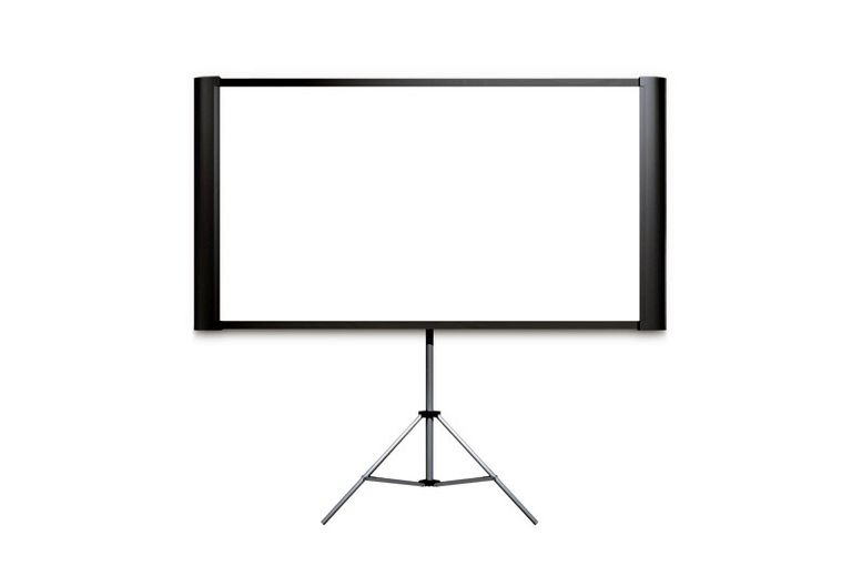 Epson - Duet ELPSC80 Ultra Portable Projection Screen