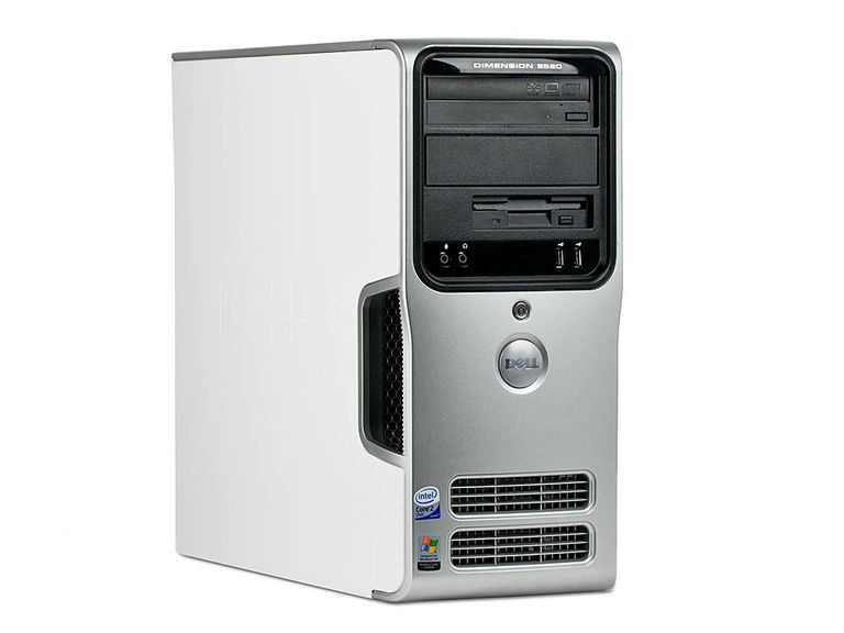 Dell Dimension E500 Series Desktop PCs