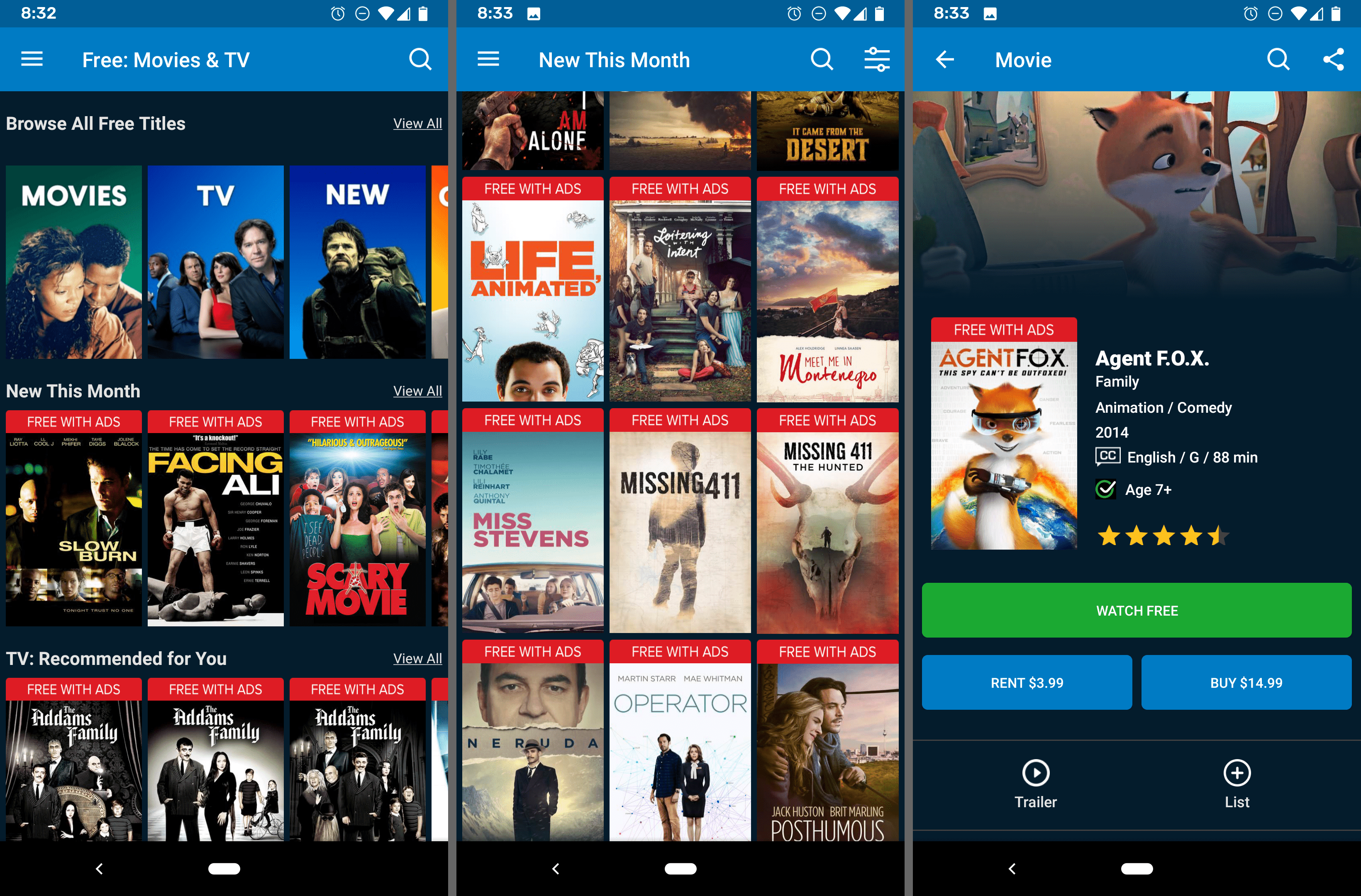 9 Best Free Apps for Streaming Movies in 2021