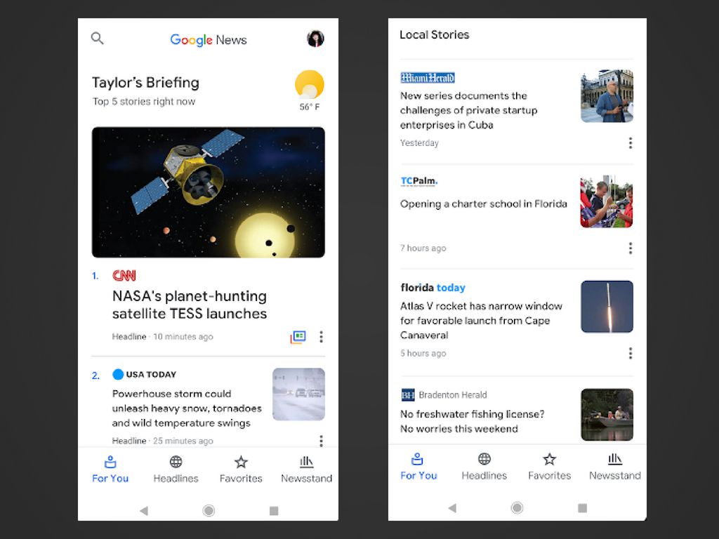 How to Use Google News Like an RSS Feed Reader